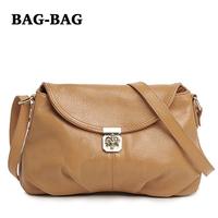 2014 New HOBO Women Genuine Leather handbag Fashion Crossbody bag Real Cowhide skin Shoulder bag for girl/ladies black B341