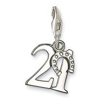 popular silver charm
