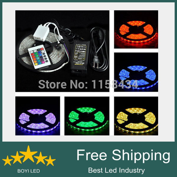 Ip65 5m 5050 warmwhite/rouge./bleu,/jaune,/rgb, vente en gros 60led/m 3528& 5050 flexible led strip, flexible led strip