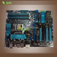 Free shipping 90% new for ASUS P8P67 REV3.1 P67 Desktop mothebard LGA 1155 ATX USB3.0 DDR3 32GB on sale