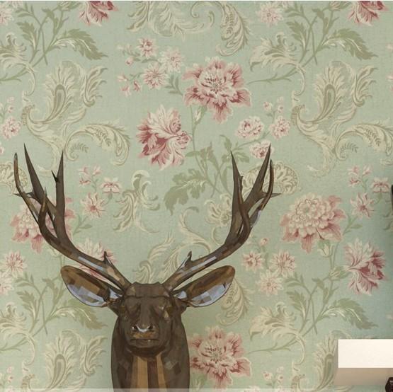 Online kopen wholesale behang papier uit china behang papier groothandel - Deco lounge oud en modern ...