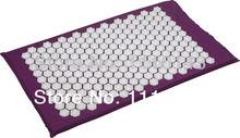Wholesale Free Shipping   Acupuncture Massage mat  yoga mat for shakti 72(L)*42(W)*2(L)CM