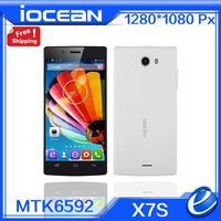 MTK6592 octa core 1.7Ghz iocean X7S Elite smartphone 5inch 1920x1080 2GB RAM 16GB Rom 13.0MP camera free SG shipping