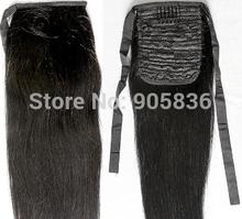 ponytail natural hair promotion