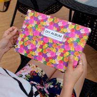 Free drop shipping diy Korean albums flowers - roses series 10 inch album DIY handmade album manufacturers J063