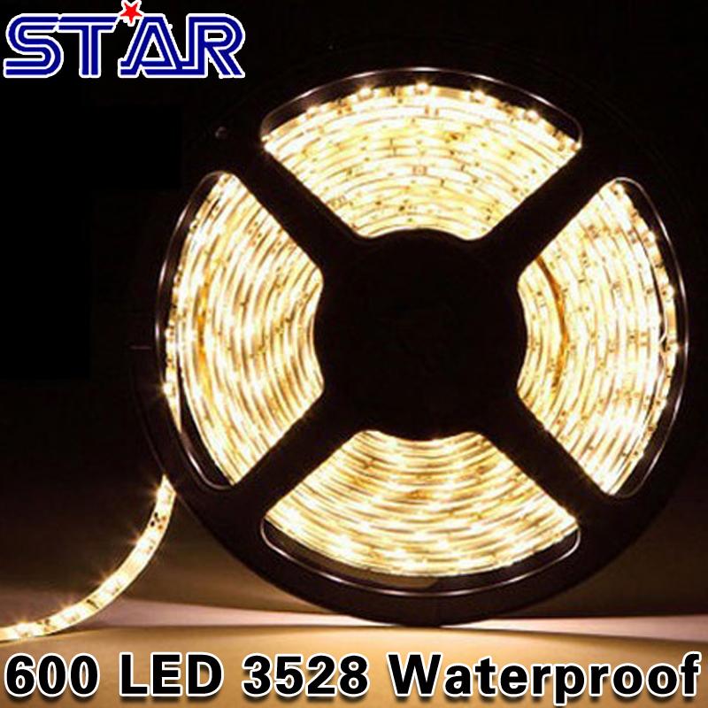 [해외]5m SMD3528 유연한 LED 스트립 빛 Cmmercial / 자동차 / 홈..