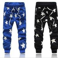 Men Pants Star Printing Sweatpants Men Jogger Pants Military Camouflage Outdoors Man Emoji Joggers Army Harem Pantalones Hip Hop