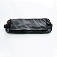 L0244 Free Shipping Waterproof Waist Pack Pouch Money Belts Wallet Travel Passport Holder Hidden Bag Phone Security package