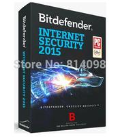 BitDefender Internet Security 2015 2014 2years 3pcs