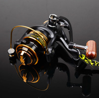 Wholesale 2015 Fishing Reels PJL-200# 3BB Ball Bearings lure Reel Left Right Hand Interchangeable Spinning Reel 5.1:1 Free Ship