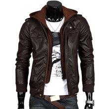 wholesale fashion leather jackets men