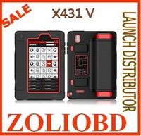 2014 Update via Launch official website X431 V high quality x-431 v Global Version Universal Scanner warranty free via internet