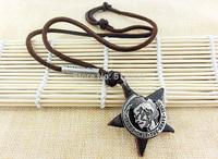 NPL-0029/retro necklace ,high quality vintage genuine leather necklace,vintage chain,fashion ,romantic jewelry