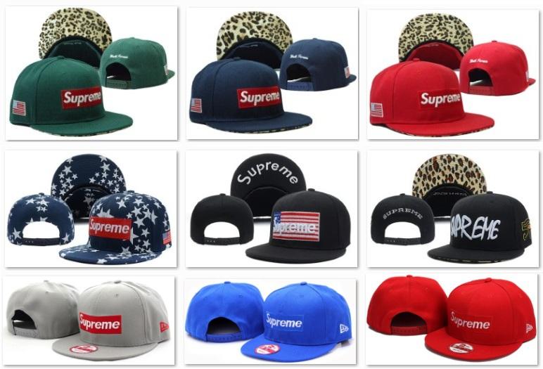 2014 Summer Supreme 6 Panel Camp Caps Leopard Snapbacks YMCMB Hats Cheap Adjustable Baseball Cap Flower Hip-Hop Hat Flag(China (Mainland))