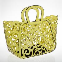 New 2014 Women Messenger Bags Vintage Hollow Bag PU Fashion Leather Handbag Brand Shoulder Totes New Desigual Handbags WB2016