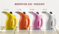 Garment steamers handheld household mini hanging iron garment steamer braises face device beauty instrument gift