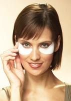 Remove dark circles eyemask Anti-aging under eye patches 5pairs/pack anti puffiness hydro-gel adhesive eye pad free shipping