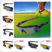 2014 Upgrade oculos cycling eyewear retro sunglasses men  women riding fishing glasses glasses