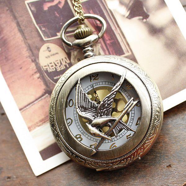 Steampunk pocket watch relogio feminino marcas famosas relógio de ouro relogi -> Banheiro Feminino Harry Potter
