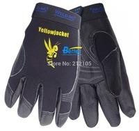 Leather Driver Work Gloves TIG MIG Grain Pig Leather Welding Gloves Leather Work Glove