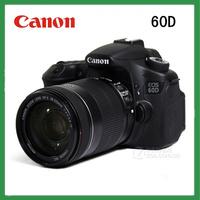 100% Original dslr cameras CANON EOS 60D mit EF-S 18-135mm f/3,5-5digital slr camerawith Original PackageDHL/EMS Free Shipping