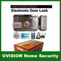 Free shipping 100% Brand new stainless steel Electronic Door Lock Entry Door Access Control System RFID Proximity