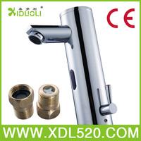XIDUOLI  bathroom faucet auto hands free touching water tap bathroom accessories drop shipping torneira banheiro