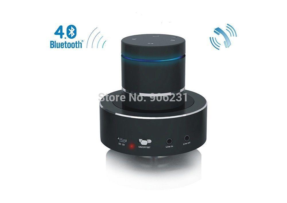 Free Shipping!Genuine Adin 360 degree S8BT 26W Vibration Speaker BT Bluetooth 4.0 Phone Function NFC(China (Mainland))
