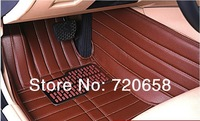 High Quality luxury special car floor mat For Mercedes Benz  class B200 GLK JETTA GOLF 6 7 Elantra K2 K5 K3 CAMERY foot mat PAD