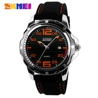 SKMEI Watches Casual Sports Quartz Watch Men Wristwatches 30m Waterproof Brand Watches Men Calendar relogio masculino