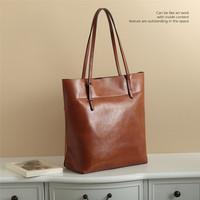 NEW 2014 genuine leather bags women leather handbags messenger bag handbag vintage fashion tote shoulder bags WM18