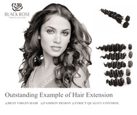 queen hair products Peruvian Virgin Hair Loose Wave 3bundles/lot 8-30inch natural black hair beauty forever  for your nice hair