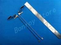 New Laptop  Lcd Hinges for Lenovo B590 B595 V590 V595 B580 B585 V580 V585  P/n:33.4TE08.021  33.4TE09.021  Series R & L