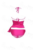 Free Shipping Drop Shipping Factory Wholesales 2014 New Ladies Swimsuit Monokinis Bikini Plus Size