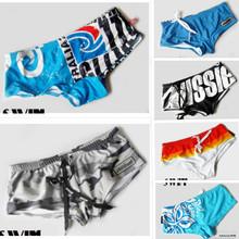 Aussie Brand Swimwear Men's Swimming Trunks Mens Swimsuit for Swim Bathing Wear Shorts Briefs Beach Swiming Underwear Sunga XL()
