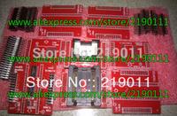 NEW original Adapters MiniPro TL866 Universal Programmer TSOP32 TSOP40 TSOP48 SOP44 SOP56 Sockets TL866A TL866CS