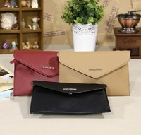 2014 Spring Fashion MANGO TOUCH Women's Envelope Bag Faux leather Leisure handbags designers brand Women Messenger Bags