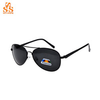 Best Selling Men Fashion Name Brand Sunglasses,High Grade Amber Optics Metal Frame Lunettes De Soleil,Driving Aviator Gafas G165