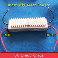 Real MPPT Boost  Solar Charge Controller 12V/24V/36V/48v/60V/72V step up charger 800W increase charge current 30%