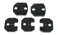 Car door lock protecting cover For FORD ECOSPORT Anti-corrosive 5 pcs/set Exterior