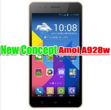 "Amoi A928w Big V2X android phones 5.0""IPS1920x1080 Octa core MTK6592 1.7G 2GB RAM 32GB ROM Dual SIM 13.0MP Camera Multi-language(China (Mainland))"
