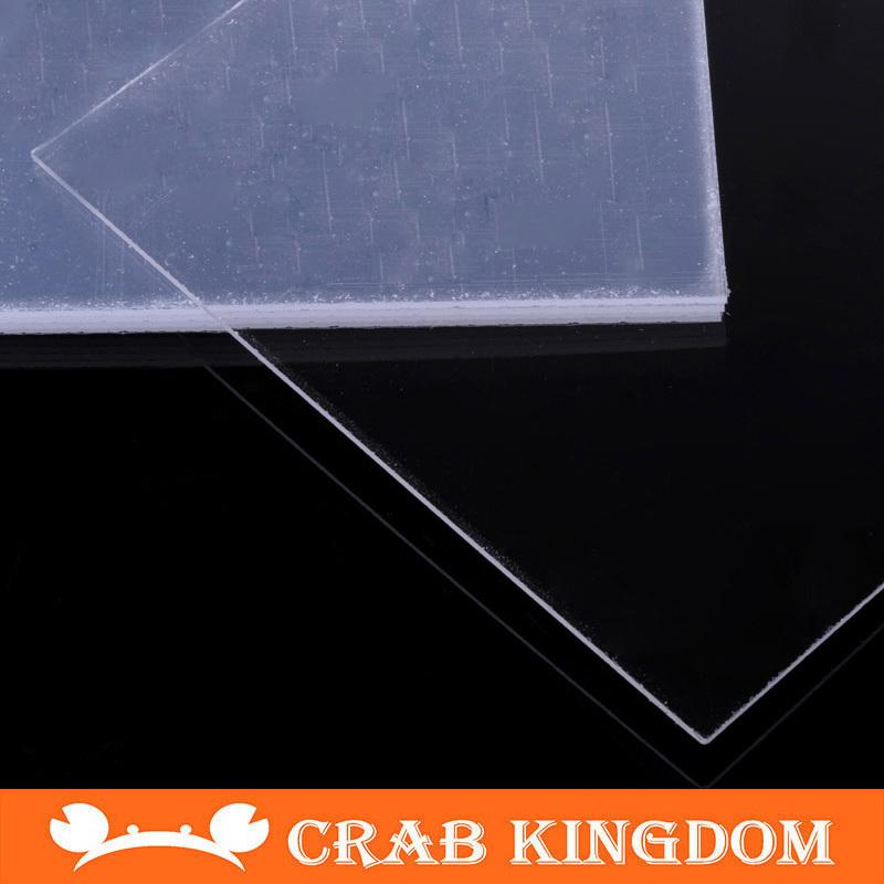Acrylic plate Transparent Plexiglass plate 200mm*300*2mm Milk White(China (Mainland))
