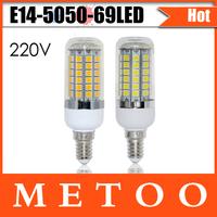 Праздничное освещение Oem 1Pcs/Lot 20LED 4M + AC 220V RGB Lucency