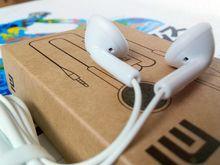100% New Original XIAOMI Piston Earphone Headphone Headset with Remote Mic For XIAOMI MI2 MI2S MI2A Mi1S M1 M3 Phones
