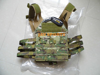 TMC Jump Plate Carrier JPC vest 1000D multicam tactical vest with dummy plate+Free shipping(SKU12050268)