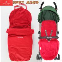 Rowland maclaren Mag sleeping bag original seat cushion baby stroller