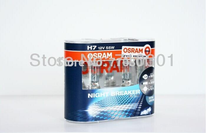 Система освещения ! OSRAM 64210NBP H7 12V 55W 3700 K система освещения brand new 33w h7 3000lm cree