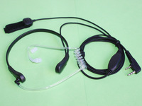 Throat Microphone Throat earphone For Two Way Radio BaoFeng UV-5R UV-B5 UV-B6 BF-888S TG-UV2 KG-UVD1P TH-UVF8D TK-3107