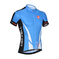 SWODART Wholesale Cast Team Short Sleeve Bicycle Clothing,Cycling Mens Sports Wear custom from 1 piece Quick-Dry From S-3XL