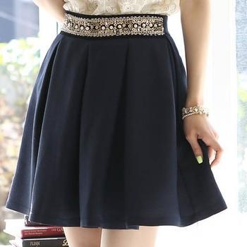 spring 2014 skirts saias womens a-line summer skirt above knee skirt mini skirt saia